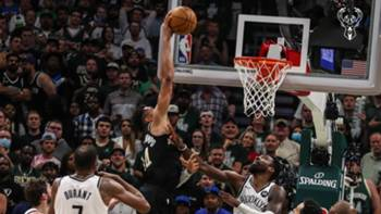 Giannis Antetokounmpo Milwaukee Bucks Brooklyn Nets NBA 18 Haziran 2021