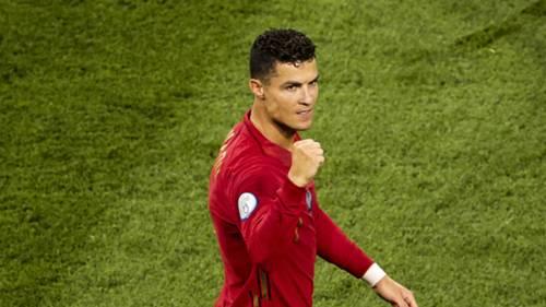 Cristiano Ronaldo Portekiz 23 Haziran 2021