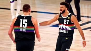 Nikola Jokic Jamal Murray Nuggets Clippers 13092020