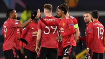 Rashford Manchester United Gol Sevinci 10282020