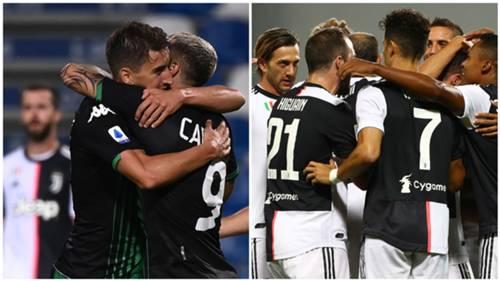 Sassuolo v Juventus 07152020