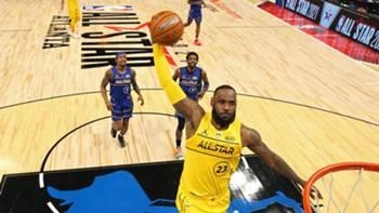 Lebron James NBA All-Star 2021