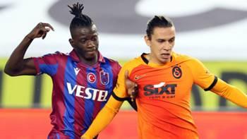 Edgar Ie Taylan Antalyali Trabzonspor Galatasaray