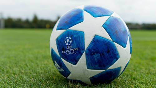 Şampiyonlar Ligi futbol topu