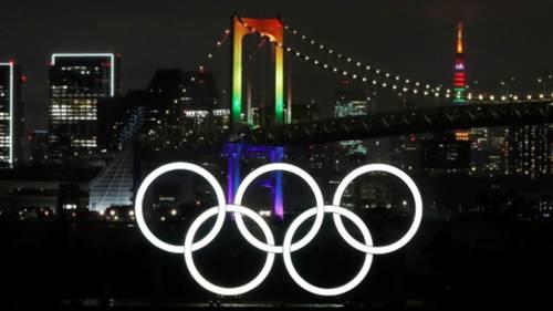Tokyo 2020 olimpiyat logo