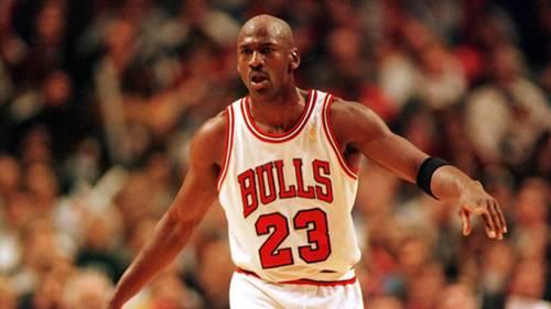 Michael Jordan 18Mart1997