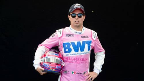 Sergio Perez Formula 1