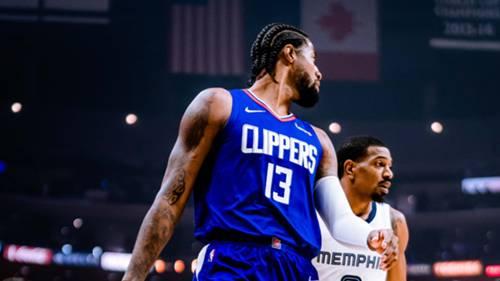 Paul George LA Clippers 24 Ekim 2021