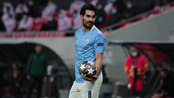 İlkay Gündoğan Manchester City 16 Mart 2021