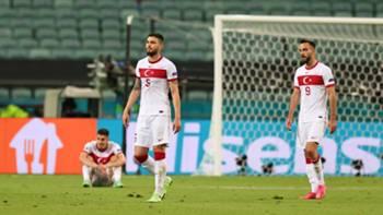 Türkiye A Milli Takım üzgün 20 Haziran 2021 EURO 2020