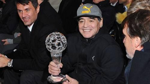 Diego Maradona 11252020