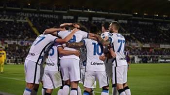 Inter Gol Sevinci 21 Eylül 2021