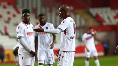 Ekuban Nwakaeme Trabzonspor 2020-21