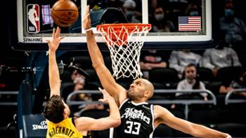 Clippers Pacers NBA 14042021