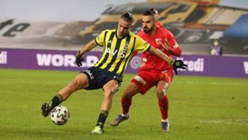 Dimitris Pelkas Aziz Eraltay Fenerbahçe Kayserispor 2020-21