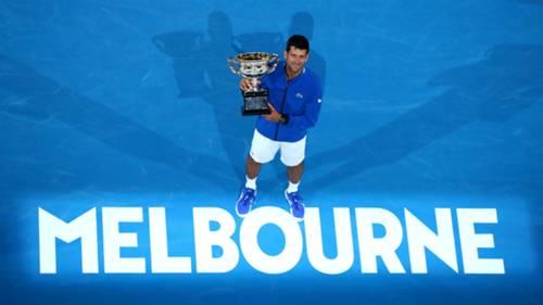 Novak Djokovic Avustralya Açık 2019