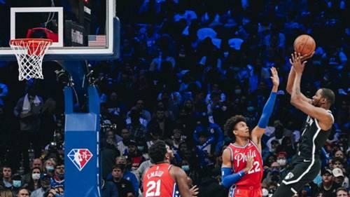 Brooklyn Nets Philadelphia Sixers NBA