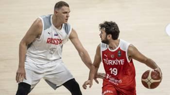 Türkiye - Rusya Basketbol
