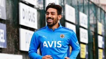 İrfan Can Kahveci Fenerbahçe antrenman 28 Eylül 2021