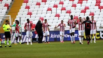 Rıza Çalımbay Sivasspor 13 Mart 2021