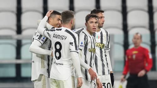 Cristiano Ronaldo Juventus Gol Sevinci 03012020