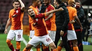 Arda Turan Galatasaray Gol Sevinci 8 Mayıs 2021