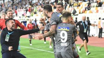 karagümrük gol sevinci 17eylül2021