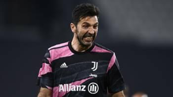 Gianluigi Buffon 2020-21 Juventus