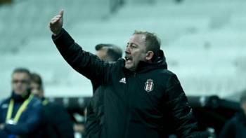 Sergen Yalçın Beşiktaş 16 Nisan 2021