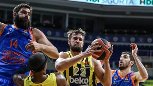 Danilo Barthel Fenerbahçe Beko