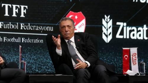 Ahmet Nur Çebi Beşiktaş 11262020