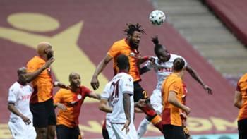 Galatasaray - Trabzonspor 21 Nisan 2021