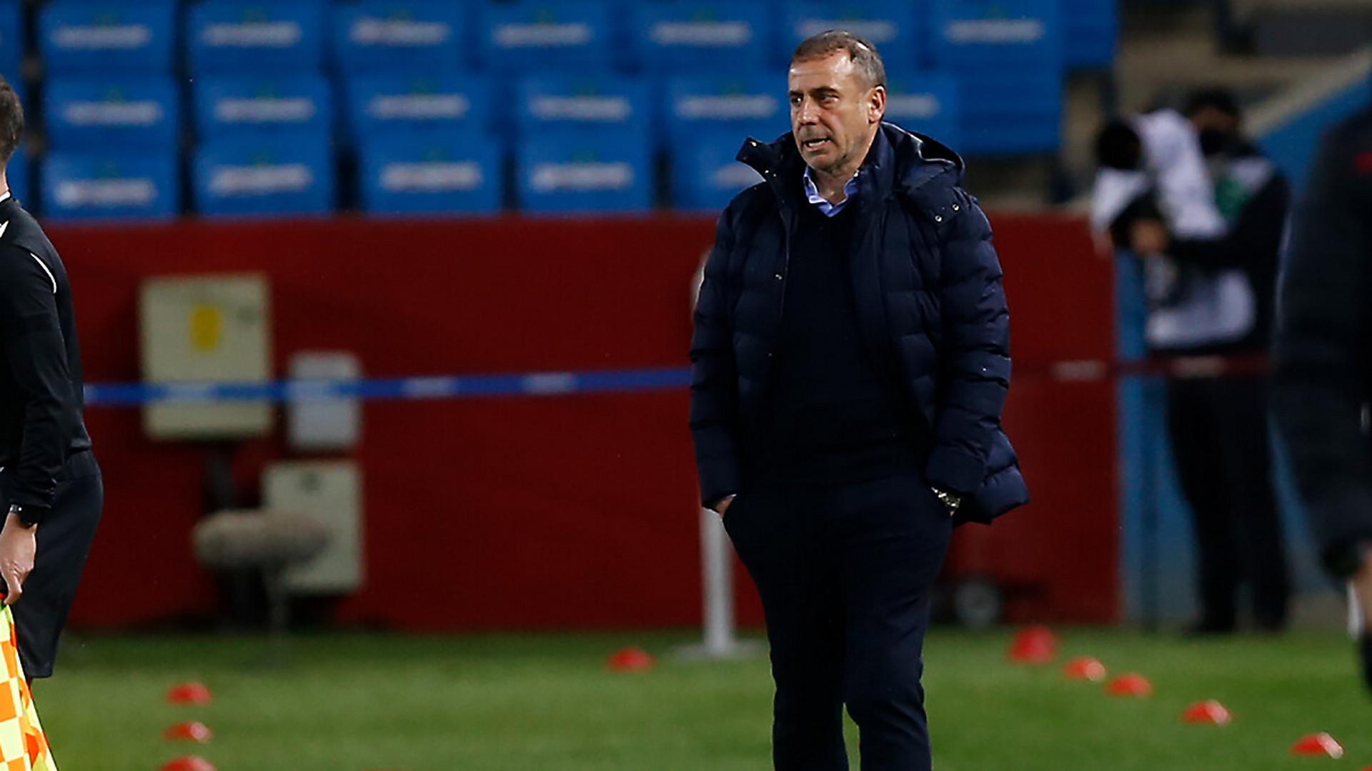 Abdullah Avcı Trabzonspor 28Şubat2021