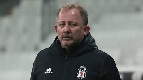 Sergen Yalçın Beşiktaş 24 Nisan 2021