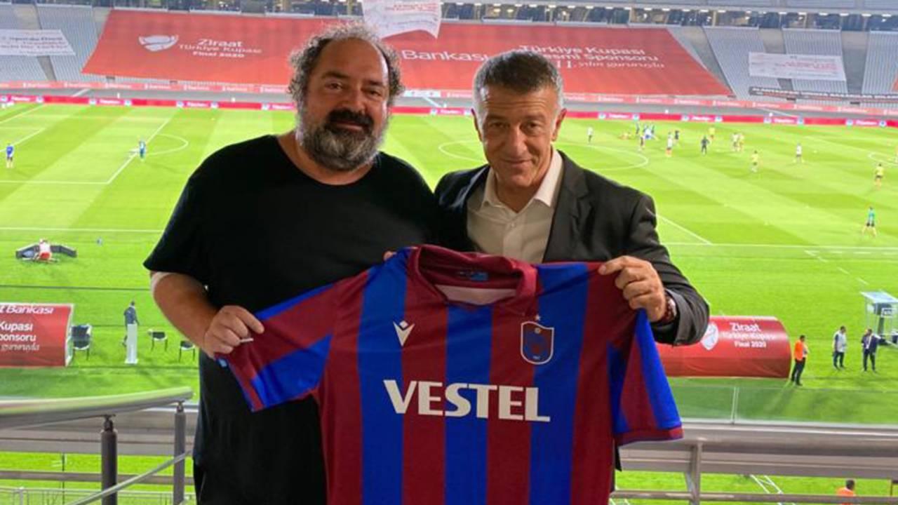 Trabzonspor'dan Nevzat Aydın'a teşekkür | Sahadan.com