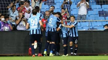 Adana Demirspor Gol Sevinci 25 Eylül 2021