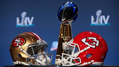 49ers Chiefs Super Bowl 54 2020