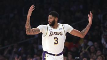 Anthony Davis LA Lakers 30102019