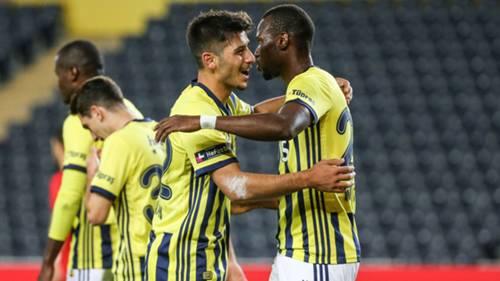 Fenerbahçe Thiam Gol Sevinci 11242020