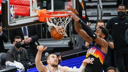 Phoenix Suns Deandre Ayton NBA
