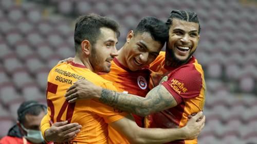 Galatasaray Gol Sevinci 27 Şubat 2021