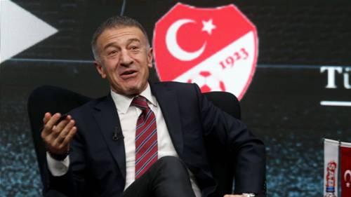 Ahmet Ağaoğlu Trabzonspor 11262020
