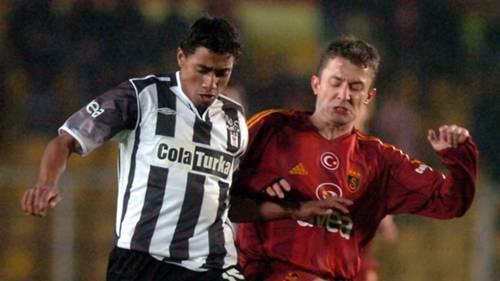 Kleberson Ilic Beşiktaş Galatasaray 2005