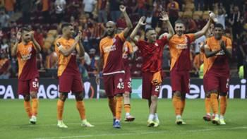 Galatasaray sevinc UEL 17092021