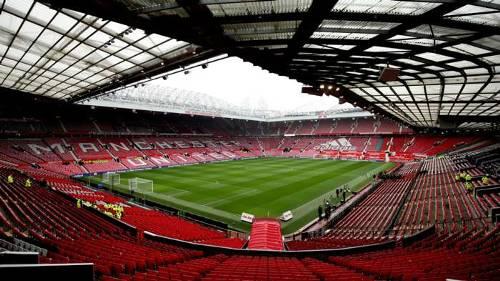 Old Trafford Stadium 10282020