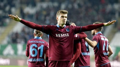 Sorloth Konyaspor Trabzonspor 12232019