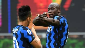 Romelu Lukaku Inter Gol Sevinci 7 Nisan 2021