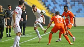 Adanaspor - Samsunspor 9 Mart 2021