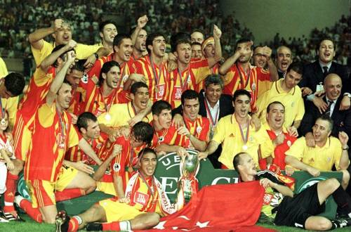 Galatasaray Real Madrid UEFA Super Cup 2000