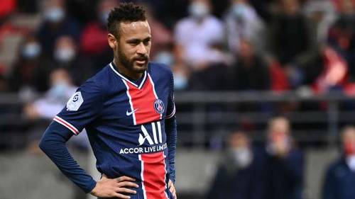 Neymar PSG 2020